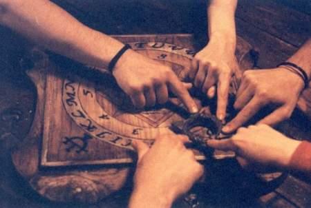 El Peligro de la Tabla de Ouija