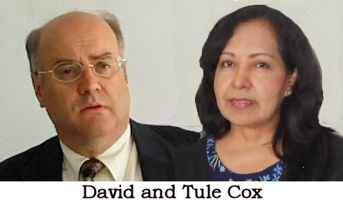 Pastor David y Tule Cox