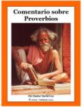 Cox Comentario sobre Proverbios
